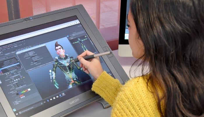 animación digital