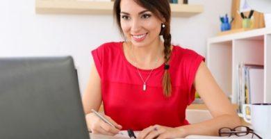 trabajar en línea